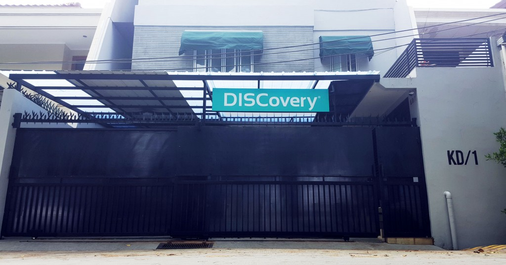 DISCovery Consultant Office