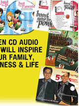 7CD Audio To Boost Your Success In Family & Live