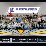 Training Team Building – Cilegon, May 1th, 2018