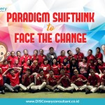 Paradigm Shifthink to Face the Change - Jakarta, 15 Maret 2018