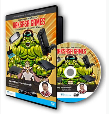 DVD Raksasa