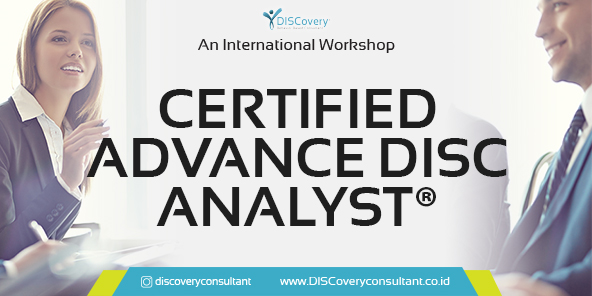 Certified Advance DISC Analyst