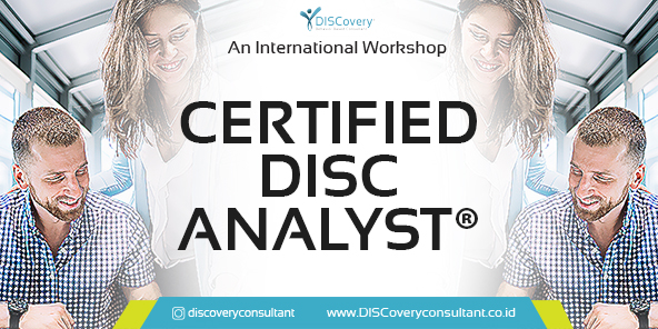 Certified DISC Analyst