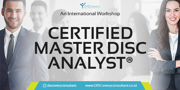 Certified Master DISC Analyst