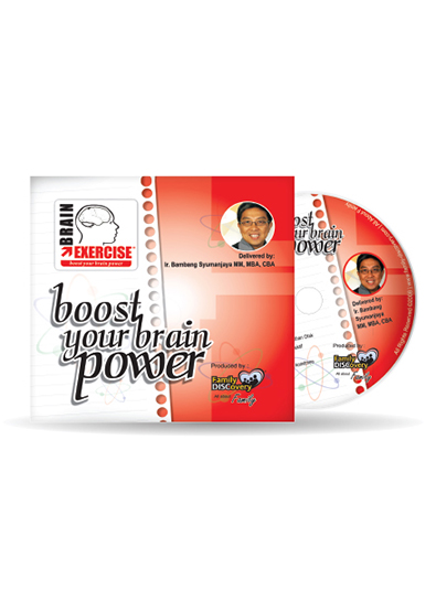 cd 003_Boost Your Brain Power