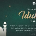 Selamat Hari Raya Idul Fitri 1440 H - Pengumuman Libur Kantor DISCovery Consultant
